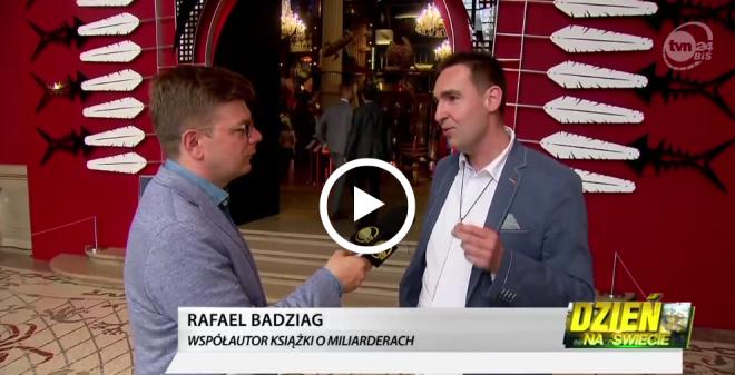 Wywiad dla TVN24